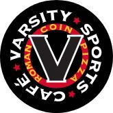 Varsity Sports Cafe & Roman Coin Pizza - Millard
