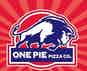 One Pie Pizza Co logo