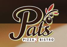 Pats Pizza & Bistro Phoenixville logo