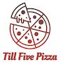 Till Five Pizza logo