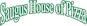 Saugus House of Pizza logo