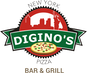 Digino's Pizza Bar & Grill logo