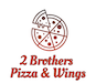 2 Brothers Pizza & Wings logo