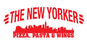 The New Yorker Pizza Pasta & Wings logo