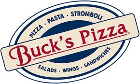 Buck's Pizza logo