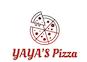 YAYA'S Pizza logo