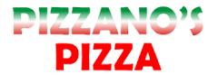 Pizzano's Pizza & Grinderz logo