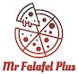 Mr Falafel Plus logo