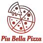 Piu Bella Pizza logo