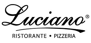 Luciano Family Pizzeria logo