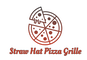 Straw Hat Pizza Grille logo