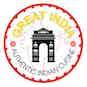 Great India logo