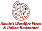 Amato's Woodfire Pizza & Italian Restaurant logo