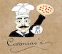 Carmine's Pizza logo