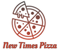New Times Pizza logo