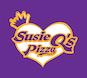 Susie Q's Pizza logo