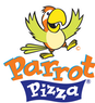 Parrot Pizza Worcester logo