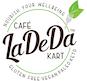 CafeLaDeDa/Gluten-free on the Go logo