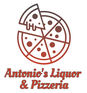 Antonio's Liquor & Pizzeria logo