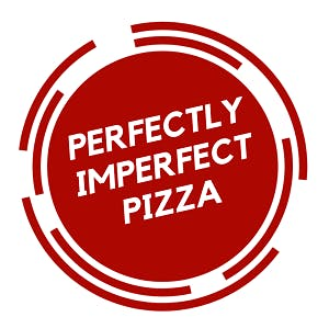 Perfectly Imperfect Pizza