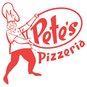 Pete's Pizzeria logo