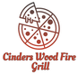 Cinders Wood Fire Grill logo