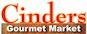 Cinders Gourmet Market logo