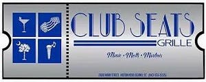 Club Seats Grille