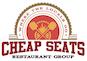 Cheap Seats Riverwalk logo