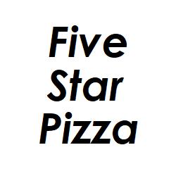 Five Star Pizza