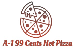 A-1 99 Cents Hot Pizza