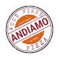 ANDIAMO Wood Fired Pizza logo