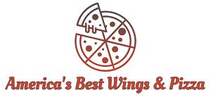 America's Pizza Wings logo