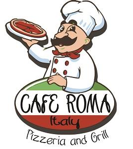 Cafe Roma Italy