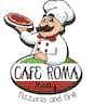 Cafe Roma Italy logo