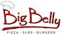 Big Belly Pizza logo