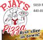 P Jay's Pizza logo
