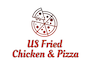 US Fried Chicken & Pizza logo