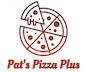 Pat's Pizza Plus logo