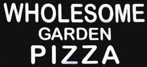 Wholesome Garden Pizza