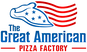 The Great American Pizza Factory logo
