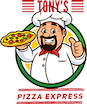 Tony's Pizza Express logo