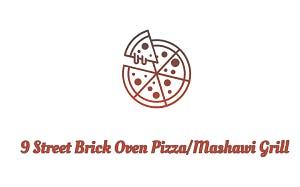 9 Street Brick Oven Pizza/Mashawi Grill