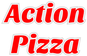 New Action Pizza logo