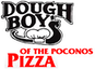 Doughboy's of The Poconos Pizza logo