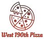 West 190th Pizza logo