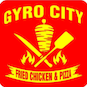 Gyro City Fried Chicken & Pizza logo