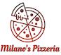 Milano's Pizzeria logo