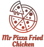 Mr Pizza Fried Chicken logo