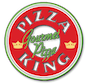 Pizza King Schenectady logo